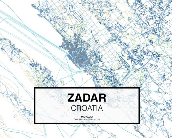 Zadar-Croatia-01-Mapacad-download-map-cad-dwg-dxf-autocad-free-2d-3d