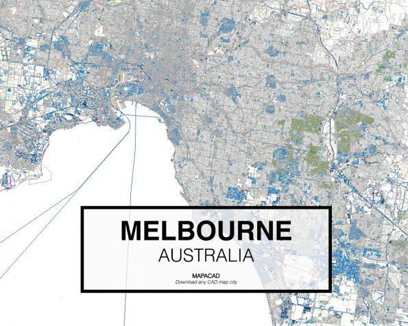 Melbourne-Australia-01-V2-Mapacad-download-map-cad-dwg-dxf-autocad-free-2d-3d