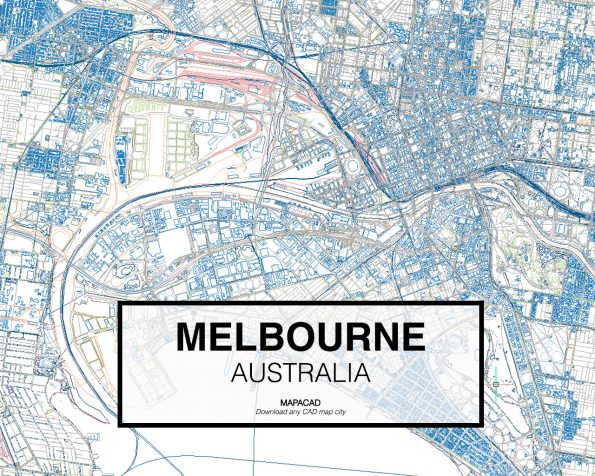 Melbourne-Australia-02-V2-Mapacad-download-map-cad-dwg-dxf-autocad-free-2d-3d