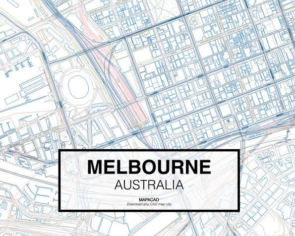 Melbourne-Australia-03-V2-Mapacad-download-map-cad-dwg-dxf-autocad-free-2d-3d